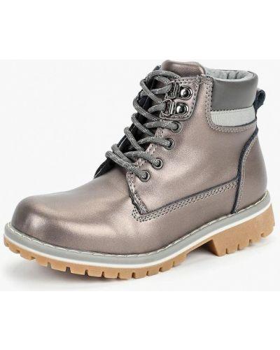 Коричневые ботинки Vitacci