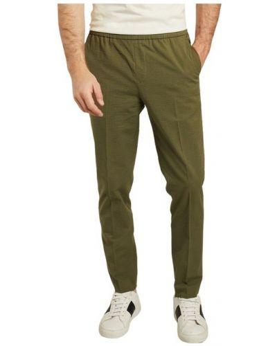 Zielone spodnie Harmony