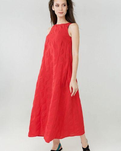 Платье - красное Ora