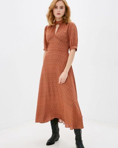 Платье - коричневое Rich&royal