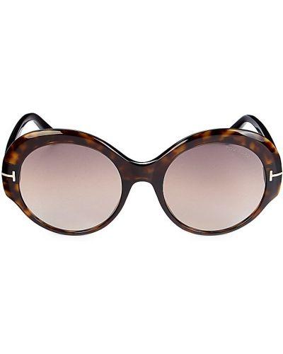 Солнцезащитные очки - коричневые Tom Ford