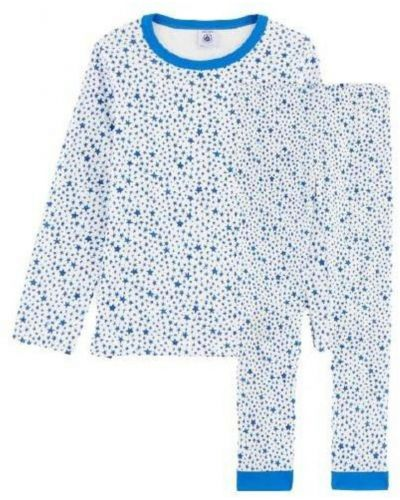 Niebieska piżama Petit Bateau