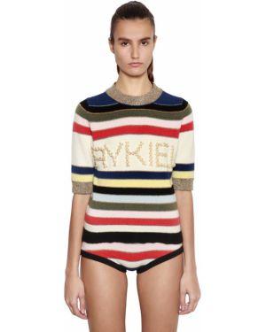 Пуловер с люрексом Sonia Rykiel