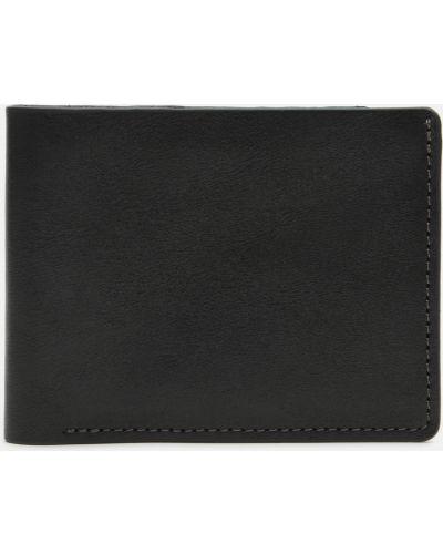 Кожаный кошелек - черный Palmera
