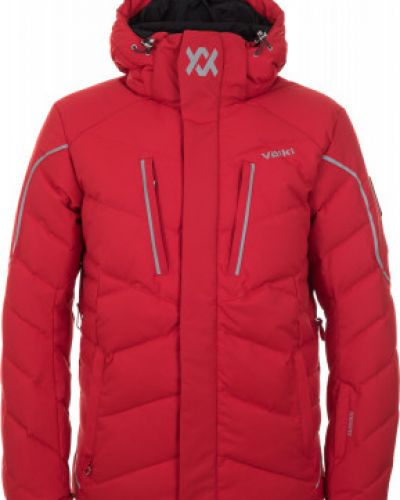 Куртка с капюшоном - серая VÖlkl