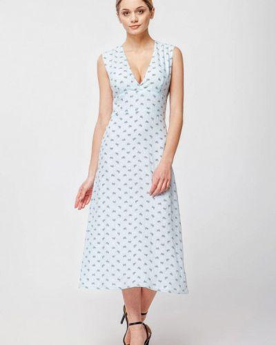 Платье прямое весеннее Nai Lu-na By Anastasia Ivanova