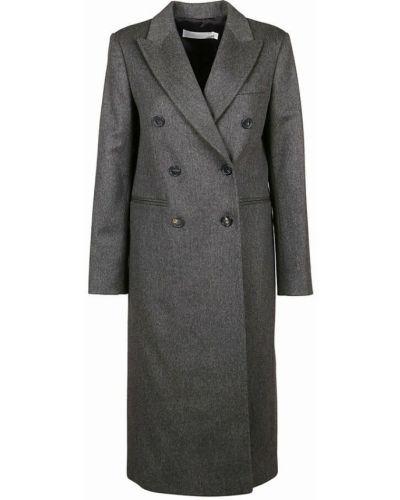 Płaszcz - szary Victoria Beckham