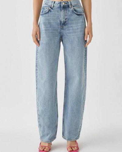 Прямые прямые джинсы Pull&bear