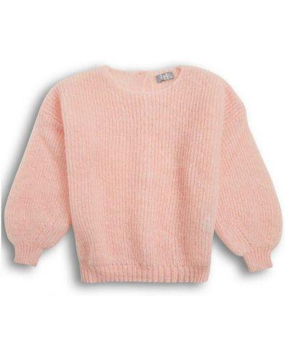 Różowy sweter Il Gufo