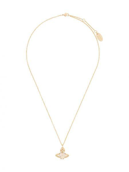 Ожерелье - желтое Vivienne Westwood
