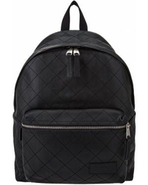 Кожаный рюкзак стеганый Eastpak