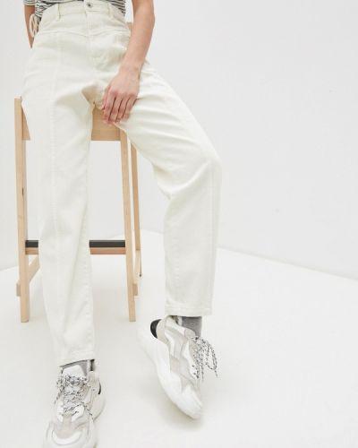 Повседневные бежевые брюки Miss Sixty
