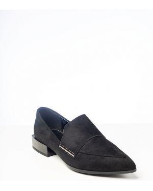 Черные туфли Sidestep