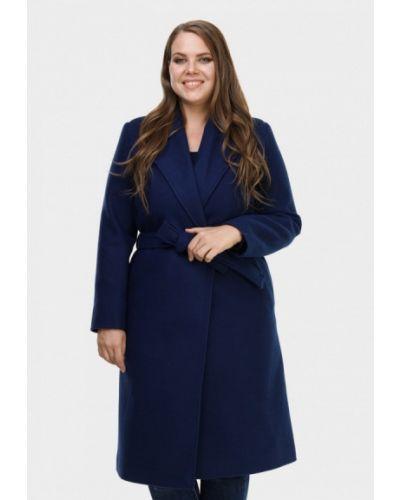 Пальто - синее Magwear