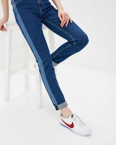 Прямые джинсы синий Tommy Hilfiger