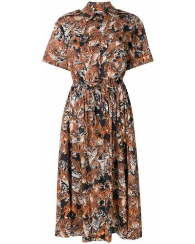 Платье платье-рубашка хлопковое Paul & Joe