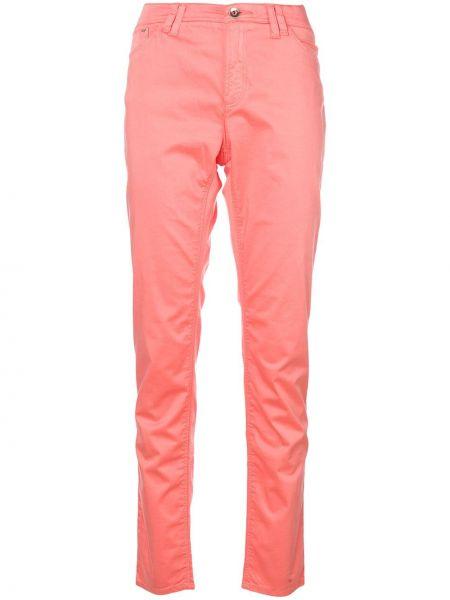 Прямые джинсы mom Armani Jeans