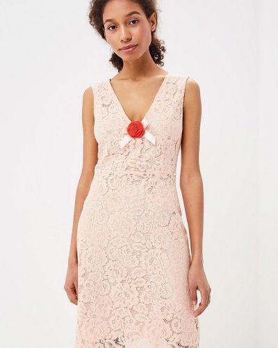 Платье весеннее бежевое Phard