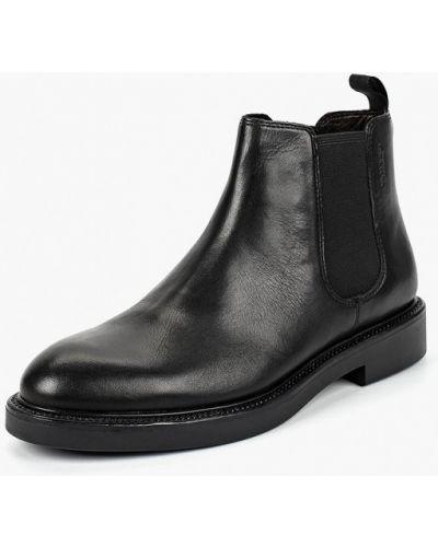 Ботинки челси осенние черные Vagabond