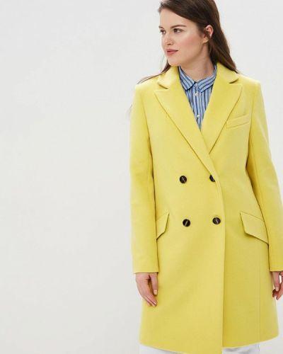 Пальто - желтое Trifo