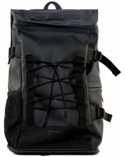 Plecak na laptopa - czarny Rains