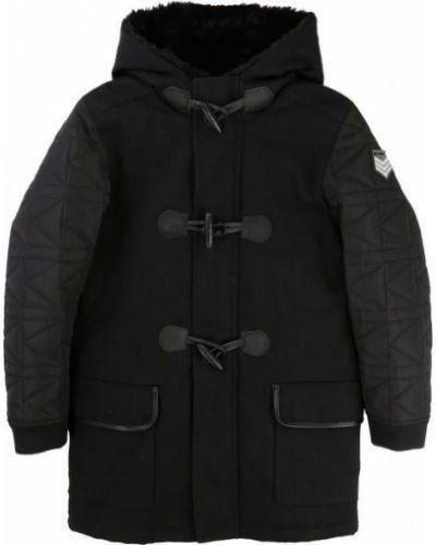 Текстильное брендовое пальто Karl Lagerfeld