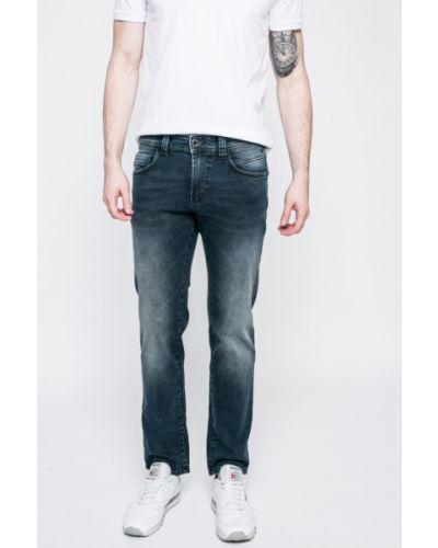 Прямые джинсы на пуговицах с поясом Camel Active
