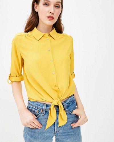 Желтая блузка Wallis