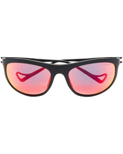 Czarne okulary z nylonu District Vision