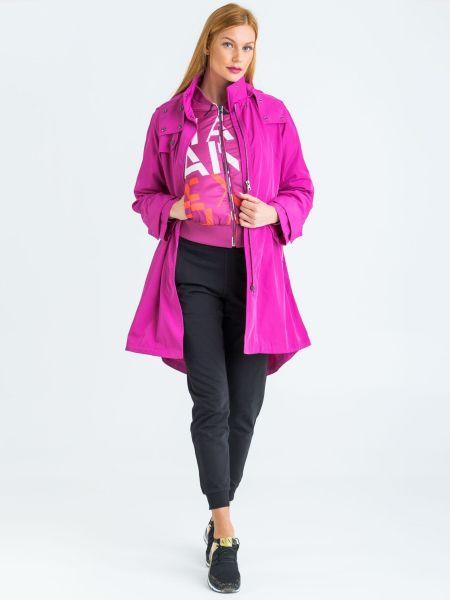 Плащ - розовый Armani Exchange