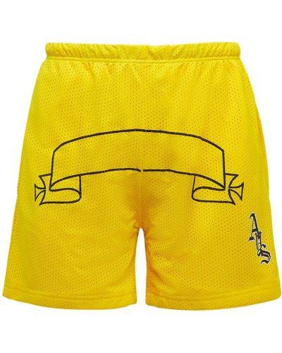 Żółte szorty Askyurself