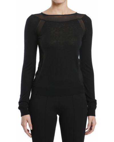 Шерстяной джемпер - черный Costume National