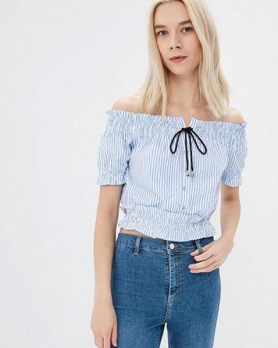 Блузка с открытыми плечами весенний Incity