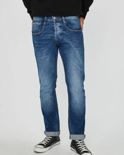 Прямые джинсы на пуговицах с нашивками Guess Jeans