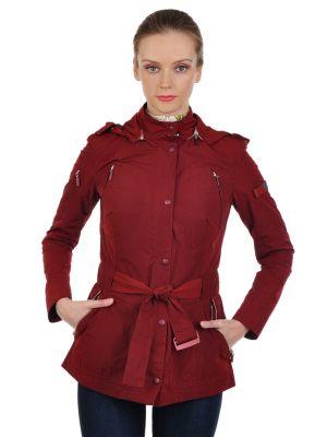 Нейлоновая куртка - красная Piquadro