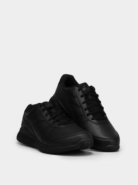 Кроссовки для бега - черные Diadora