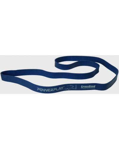 Синяя резинка для волос для фитнеса Powerplay