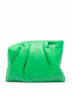 Kopertówka skórzana - zielona Ambush