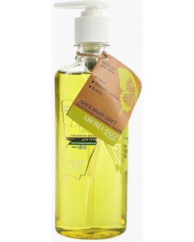 Массажное масло для тела прозрачный Aroma Jazz