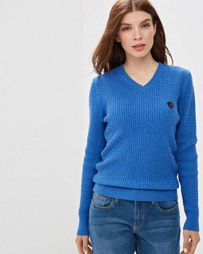 Пуловер - синий Jimmy Sanders