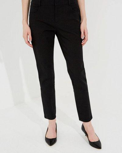 Черные зауженные брюки Dkny
