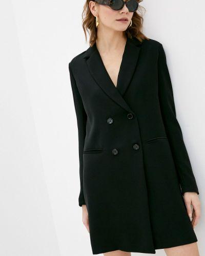 Черное платье Please