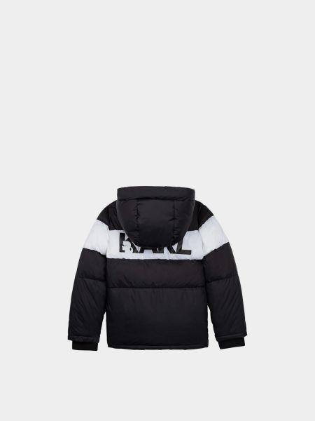 Куртка - черная Karl Lagerfeld