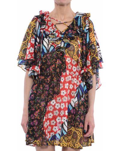 Платье с принтом 10x10anitaliantheory