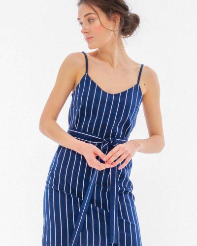 Платье - синее Shtoyko