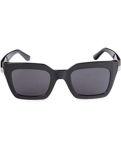 Солнцезащитные очки - черные Jimmy Choo