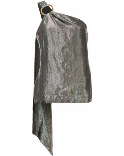 Блузка шелковая Haney