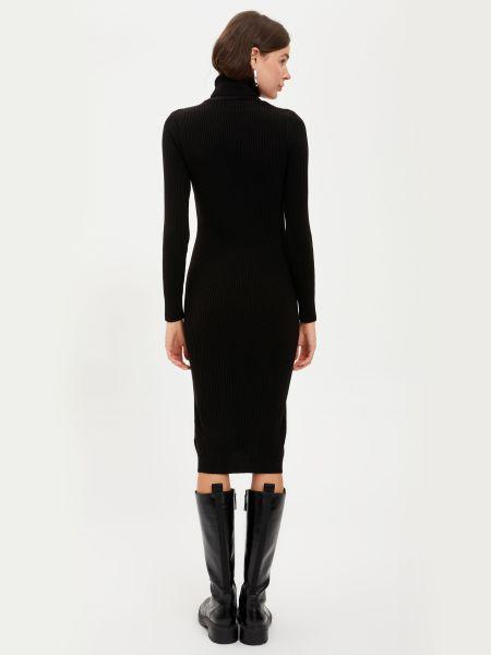 Платье - черное Defacto