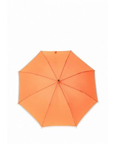 Оранжевый зонт-трость Gf Ferre