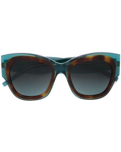 Солнцезащитные очки металлические квадратные Pomellato